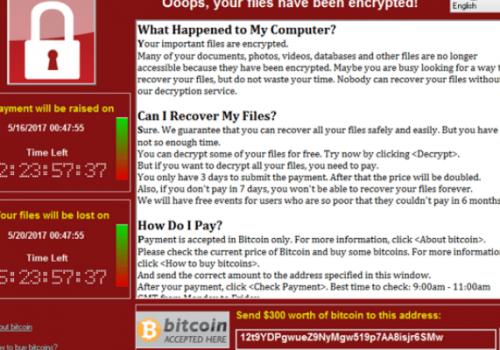Fjerne Acrux ransomware