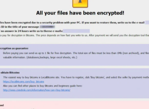 Lookfornewitguy ransomware