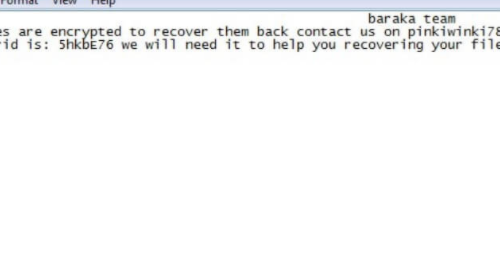Fjerne MailRU ransomware