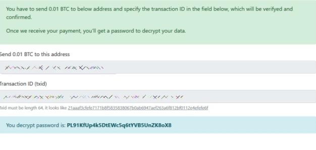 Qlocker ransomware