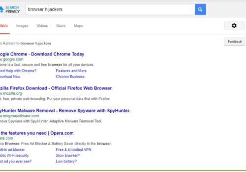 Remove SearchPrivacy.co