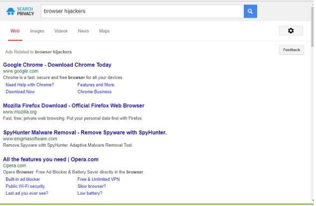 SearchPrivacy