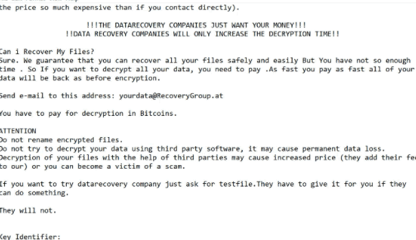 Ta bort Zuadr ransomware