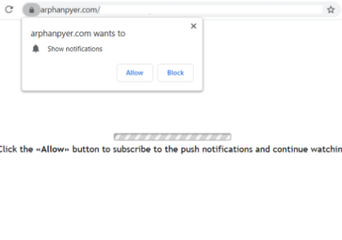 Remove arphanpyer.com