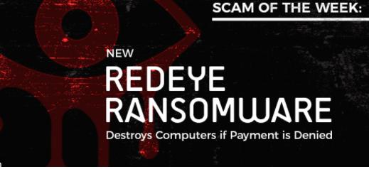 Odstranit Eye ransomware