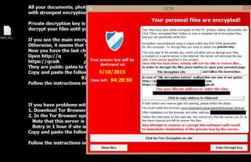 Remove LegionLocker 3.0 Ransomware virus