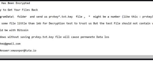 Remove Octane ransomware