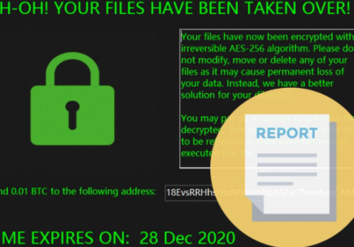 Poker ransomware Removal