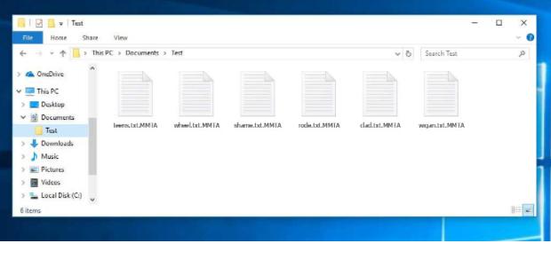 Remove .MMTA Files Ransomware