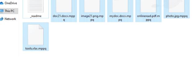 Eliminar Mppq Ransomware