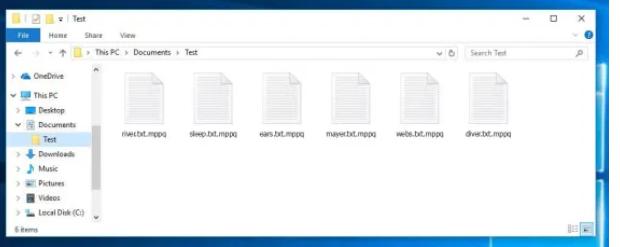 Mppq virus (ransomware). Sådan dekrypteres . Mppq filer. Mppq-filgenoprettelsesvejledning.