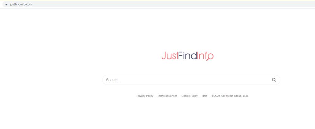 JustFindInfo