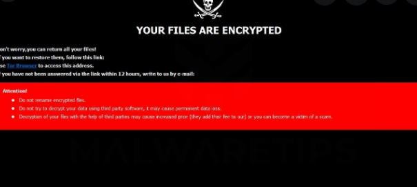Pause ransomware