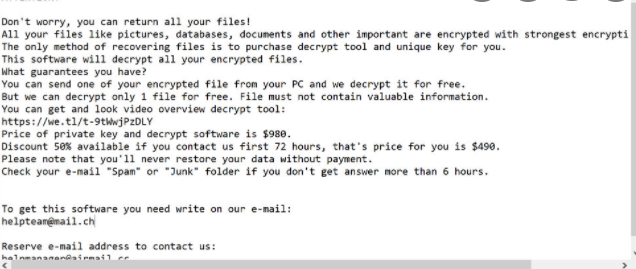 Queclink file ransomware