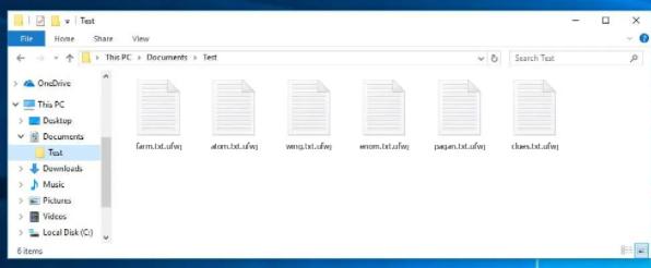 Ufwj file virus Ransomware