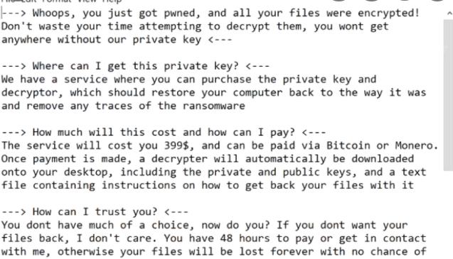 Axiom Ransomware