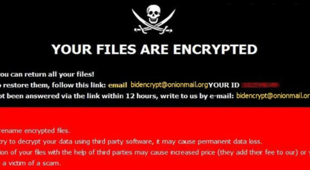 JRB Files Ransomware