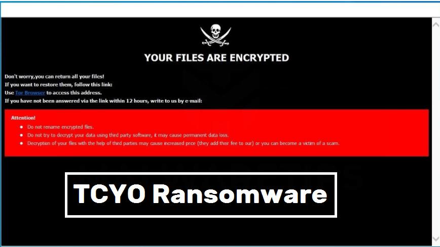 TCYO Ransomware