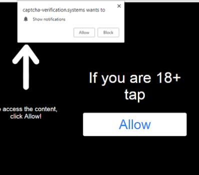 Captcha-verification.systems virus Kaldırma