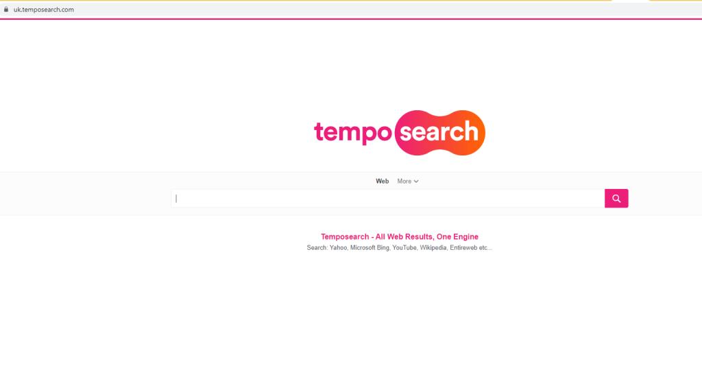 Tempo Search Virus
